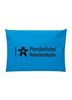 Persönliche Notverbandtasche - idealer Reisebegleiter