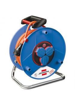 Garant® Bretec® IP 44 Kabeltrommel - N07V3V3-F3G1,5 - orange - Bremaxx