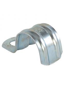 Befestigungsschelle für Kabel und Rohre BSM/BSMD/BSMZ - Material Metall