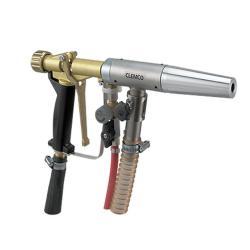 Power-Injektorstrahler - Feuchtstrahlpistole - max. 12 bar - 1,5 mm Strahlmittel - mit Komponenten