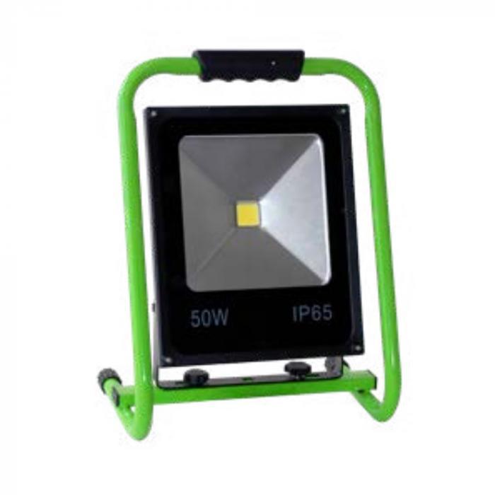Spot LED BCL IP65 - 50 do 100 watów - 230 V - klasa efektywności energetycznej A - różne wersje