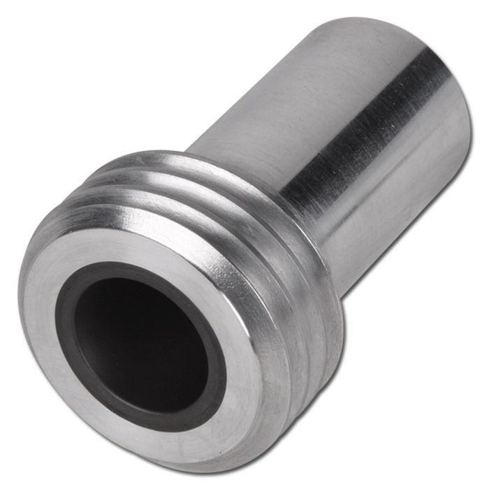 Blästermunstycke - borkarbid - Ø 4,8-16 mm - 50 mm grovgänga