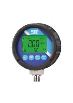 Digital Manommeter Tipo E2 - Campo di pressione 0 ... 700 bar - Precisione 0,5% .v E.