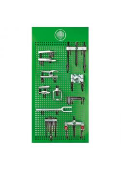 "Universal Werkzeuge ""PKW Lenkung"" - WT-014 - auf Wandtafel - KUKKO"