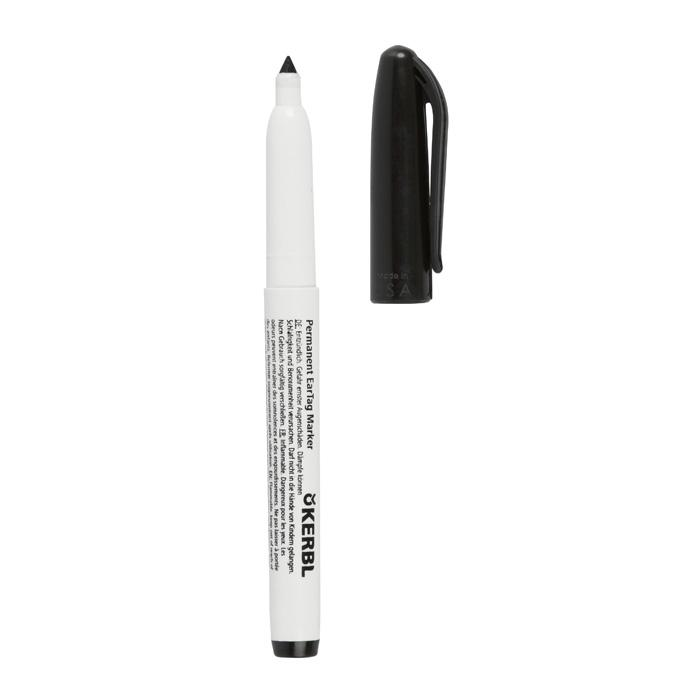Marking pen - different thickness - black