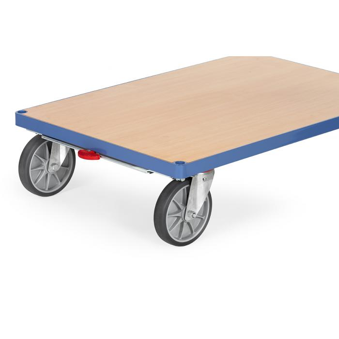 Central braking system TOTAL STOP - for Dolly