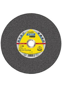 Trennscheibe INOX A 36 R - Durchmesser 150 mm - Breite 2 mm - Bohrung 22,23 mm