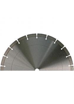 Diamantscheibe - segmentiert - gesintert