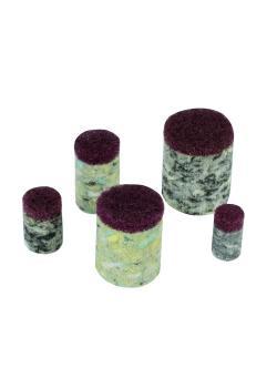 Abrasiv-Rohrprojektile - für ptcsystem® - Rohr-Ø innen 9 bis 28 mm - Preis per VE