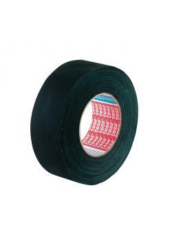 Bandaż szponowy TESA - szerokość 50 mm - grubość 0,3 mm - długość 50 m - czarny