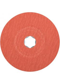 Fiberscheibe - PFERD - COMBICLICK® - Korund A-COOL - Ø 115 bis 180 mm - VE 25 Stk. - Preis per VE