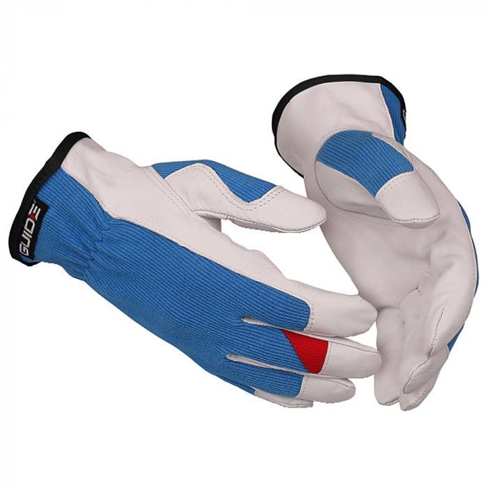 Schutzhandschuhe 5164 Guide - Ziegennarbenleder - Größe 07 bis 11 - Preis per Paar