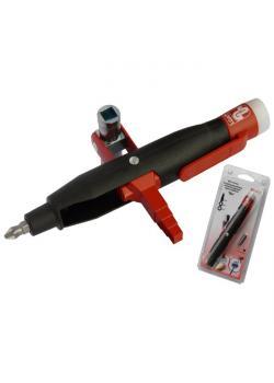 Schaltschrankschlüssel - mit kontaktlosem Spannungsfinder - Länge 153 mm