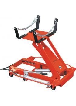 Getriebeheber RODAC Tragkraft bis 1000 kg Sattelhöhe bis 730 mm