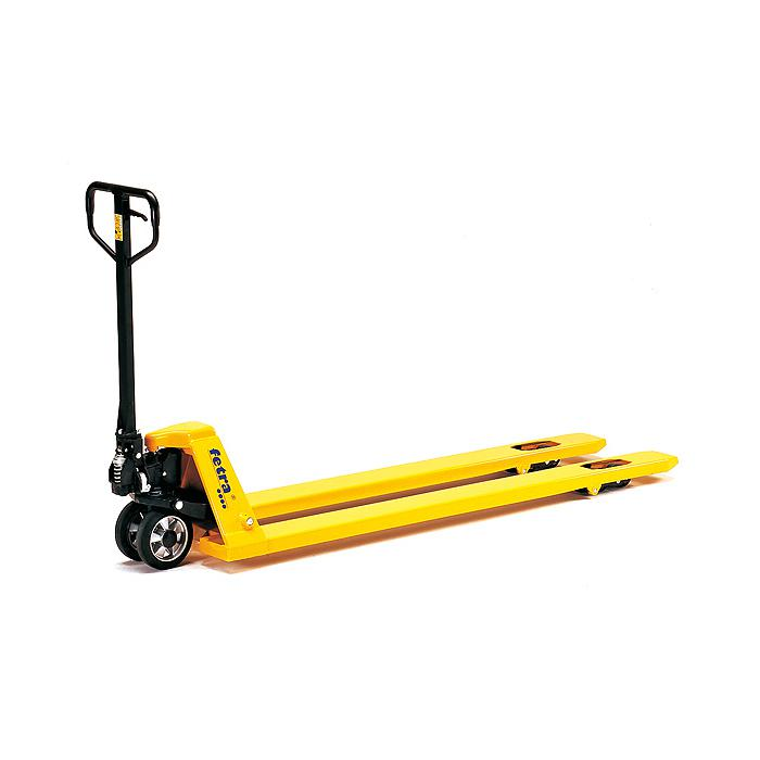 Pallet truck - up to 1500 kg - long version