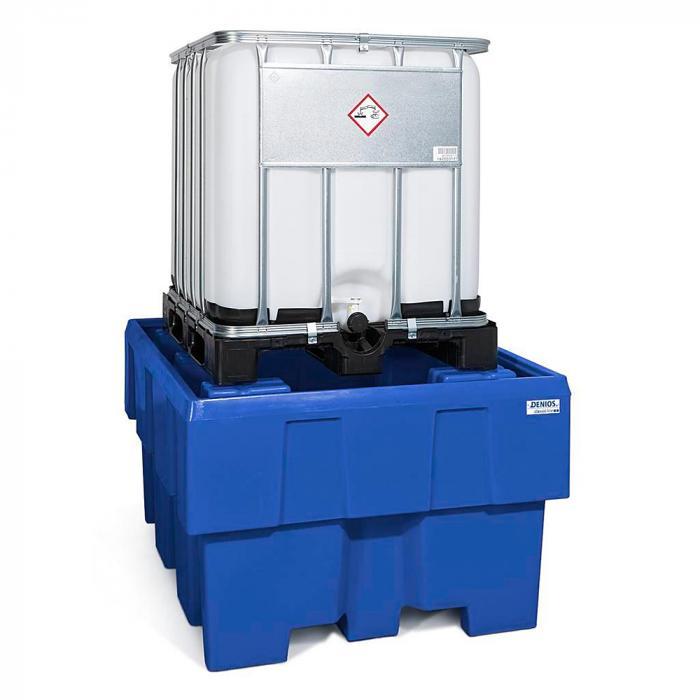 Auffangwanne classic-line - Polyethylen (PE) - für IBC-Lagerung
