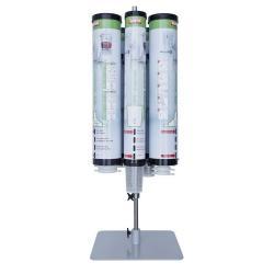 SATA RPS rotafloor adapter kit - Karussell Grundspindel und Stahlrohr - Breite Ø 65 cm