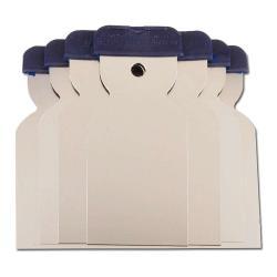 set Japanspachtel- - acciaio inox - 5 a 12 cm con maniglia