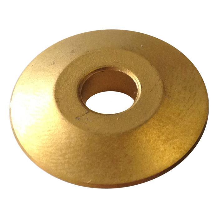 Skärhjul - med titanbeläggning - diameter 22 mm