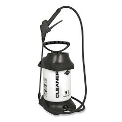 "Pressure sprayer ""CLEANER"" - with FPM seal - 3 bar - filling capacity 5 l - total capacity 8 l"