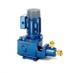 Pompa dosatrice a pistone - max. 318 l / h - max. 70 bar - 0,37 kW - per prodotti chimici e generatori di vapore