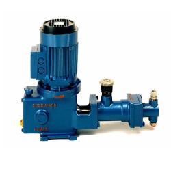 Pompa dosatrice a pistone Variflow - max.46 l / h - max. 100 bar 0,37 kW - con potenza variabile