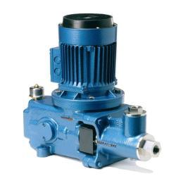 Pompa dosatrice a pistone S Tipo - max. 860 l / h - max. 20,6 bar - 0,37 kW - per fluidi aggressivi