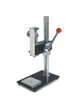 Test - avec et sans unité de mesure de longueur numérique - max. Plage de mesure 500 N