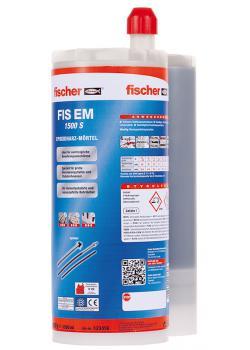 Fischer epoxy mortar FIS EM 1500 S - divisions 700