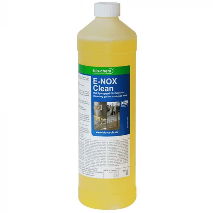 E-NOX Clean - Reinigungsgel für Edelstahl - 1 L bis 200 L