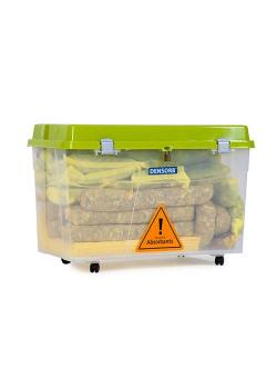 DENSORB nödsats - specialversion - i en transparent rullbox