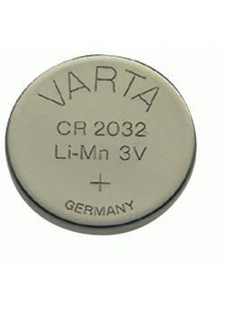 Knappcellsbatteri - CR357 / CR2032