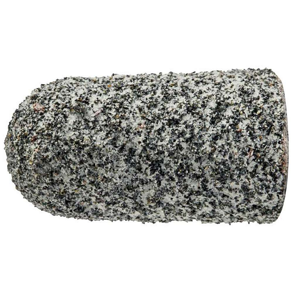 Schleifkappe - PFERD POLICAP® - Form C - mit Siliciumcarbid - für Titan u.a. - Preis per Stück