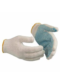 Skyddshandskar 710 Guide - Stickad / textil vadderad - Storlek 10 - 1 par - Pris per par