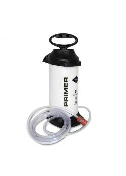 "Pressure water tank ""PRIMER H2O"" - with NBR seal - 3 bar - hose 4 m - filling capacity 5 l - total capacity 7 l"