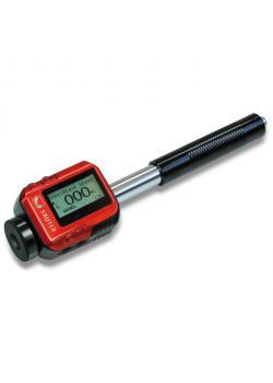 Testeur de dureté - Leeb - Type de capteur D - Plage de mesure 0 à 999 HL
