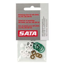 Dichtungs-Set - SATAjet 2000 HVLP, SATAjet RP, SATAjet 90, SATA GR 92, SATA LM 92 - komplett