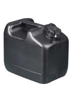 Kanister - elektrisch leitfähig - HDPE - Gewinde DIN 61 - verschiedene Ausführungen