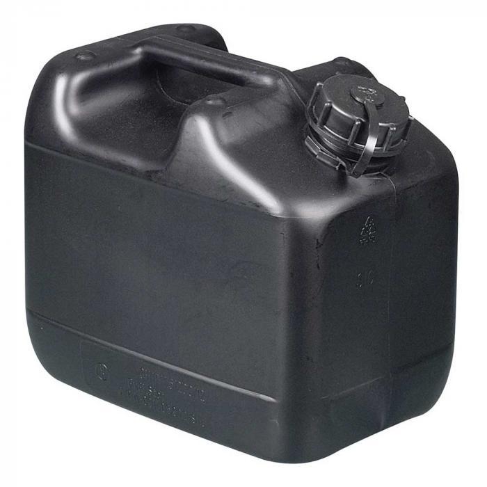 Kapsel - elektriskt ledande - HDPE - gänga DIN 61 - olika versioner