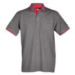 "Poloshirt ""Anvil"" - Dickies 22 - 100% Baumwolle - Größe XXXL - grau"