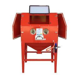 Sprängkabin - standardutförande - luftutgång min. 500 l / min vid 6 bar - cirka 54 kg