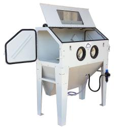 Sprängkabin - standardutförande - komplett - interiör 1220 x 605 x 585 mm - 120 kg