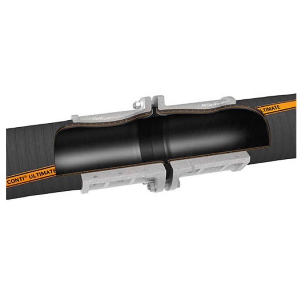 CONTI ULTIMATE - hochabriebfest - Innen-Ø 51 bis 610 mm - Betriebsdruck 5 oder 10 bar - Preis per Rolle