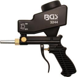 """Sandblästerpistol """"BGS"""" - 1/4"""" - 3,3 l/sek - 5 mm - med tillbehör"""