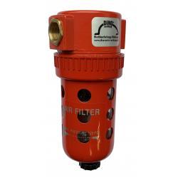 """Wasserabscheider Standard 3/8"""" - Innengewinde 16,3 mm - Maße 160 x 67 x 74 mm - Druck max. 7 bar - Gewicht 632 g"""