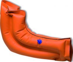 Pneumat 4-Kammerschiene PA - Arm
