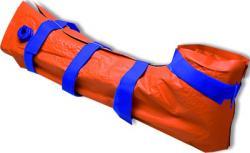 VacuSplint-4-Kammerschiene PA - Bein - mit Klettbändern