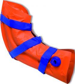 VacuSplint-4-Kammerschiene PA - Arm - mit Klettbändern