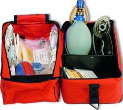 First Responder Notfalltasche - Helfer vor Ort - DIN 13 155
