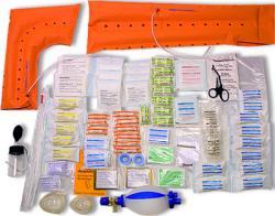 Påfyldning til førstehjælpsudstyr - i henhold til DIN 14 143